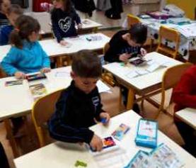 Ateliers mathématiques en CP