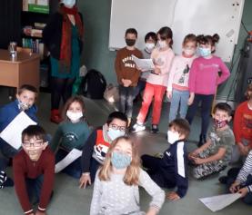 Activités de la classe de CE1 CE2 …