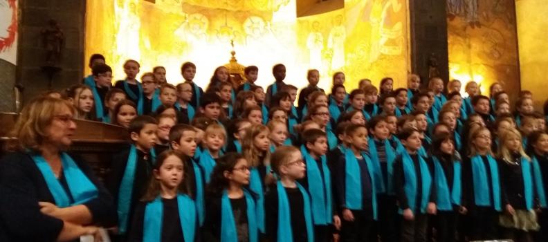 Les chœurs de Noël