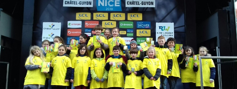 Course Paris Nice 2018