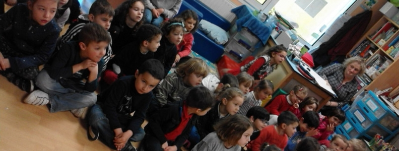 CLASSE GS-MATERNELLE – PERIODE 4